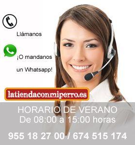 HORARIO DE VERANO LATIENDADECONMIPERRO.ES