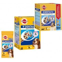 PEDIGREE DENTASTIX, 7, 28 O 56 UDS