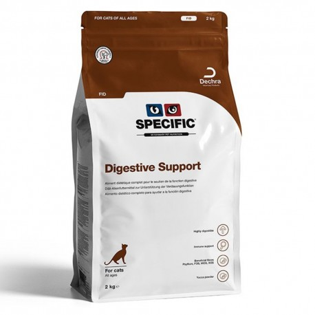 SPECIFIC GATO DIGESTIVE SUPPORT  - FID