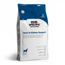 SPECIFIC HEART & KIDNEY SUPPORT 7 KG - CKD