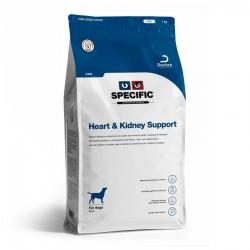 SPECIFIC HEART & KIDNEY SUPPORT 7 KG - CKD