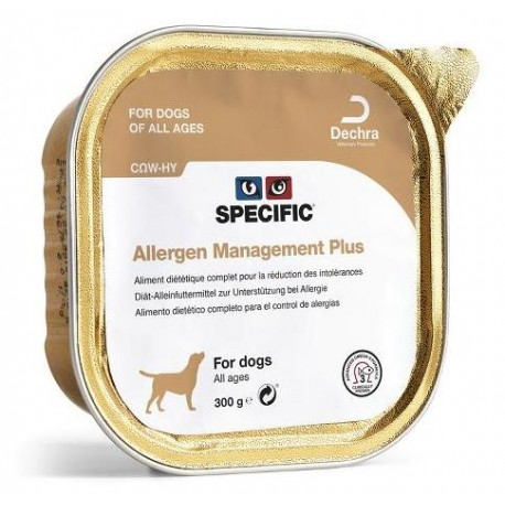 SPECIFIC ALLERGEN MANAGEMENT PLUS - COW-HY