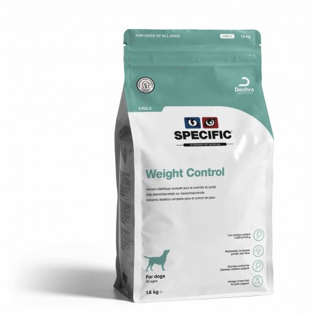 SPECIFIC CRD-2 WEIGHT CONTROL 1.6 KG