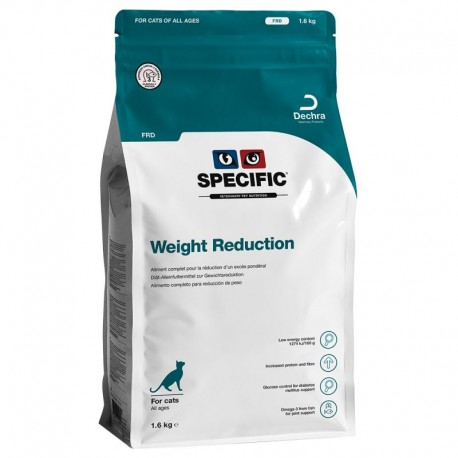6 kg SPECIFIC GATO WEIGHT REDUCCTION - FRD