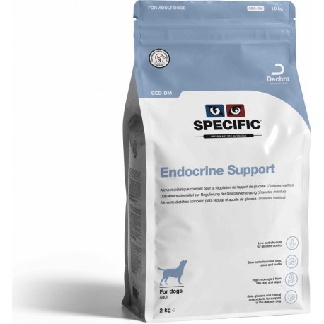 SPECIFIC ENDOCRINE SUPPORT - CED-DM