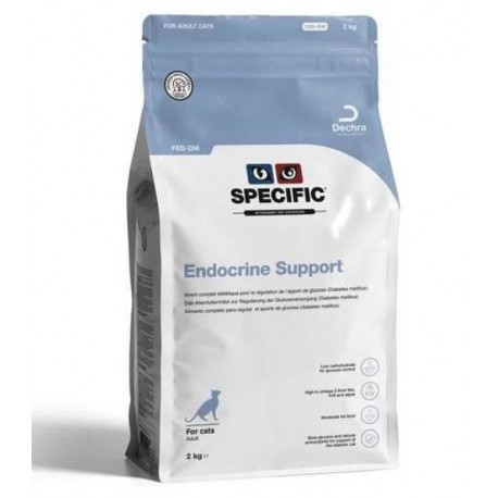 SPECIFIC GATO ENDOCRINE SUPPORT - FED-DM