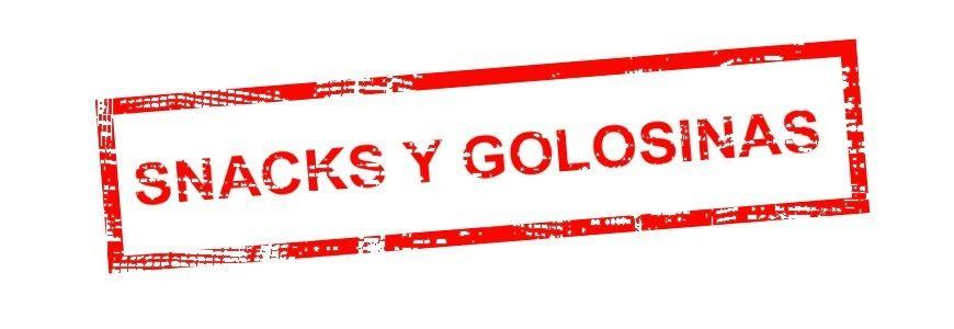 SNACKS Y GOLOSINAS PARA GATOS